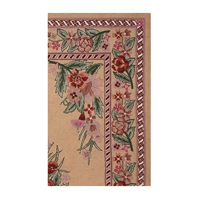 American Home Rug Co. Bucks County Beige/Autumn Sarough Rug