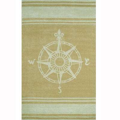 American Home Rug Co. Beach Novelty Rug