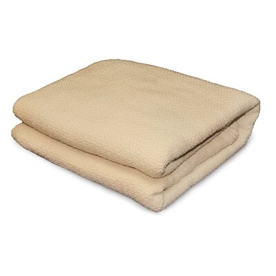 100% Organic Cotton Crib Blanket