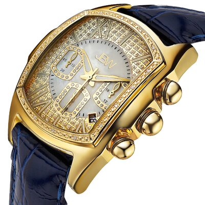 JBW Men's Ceasar Watch in Blue