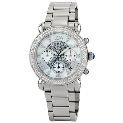 JBW Victory Diamond Chronograph Watch