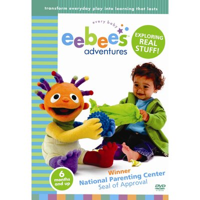 eebee Exploring Real Stuff DVD