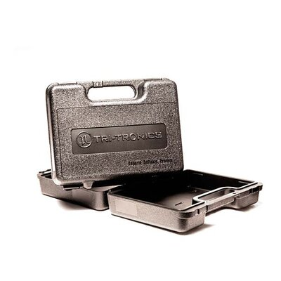 Tri-Tronics Plastic Carrying Case
