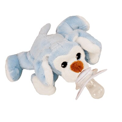 Paci-Plushies P-Nut The Puppy Pacifier Holder