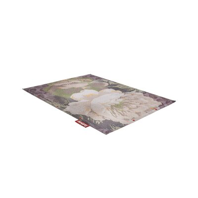 Fatboy Non-Flying Yellow Floral Rug