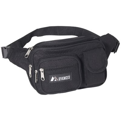 "Everest 14"" Multiple Pocket Fanny Pack"