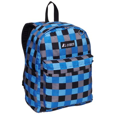 Printed Pattern Backpack