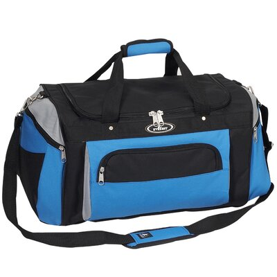 "Everest 24"" Deluxe Sports Travel Duffel"