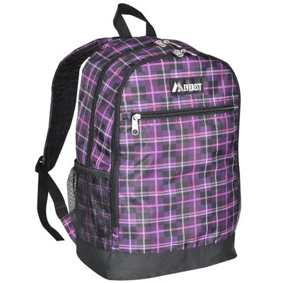 Compartment Casual Backpack
