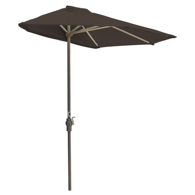 9' Off-The-Wall Brella Half Umbrella