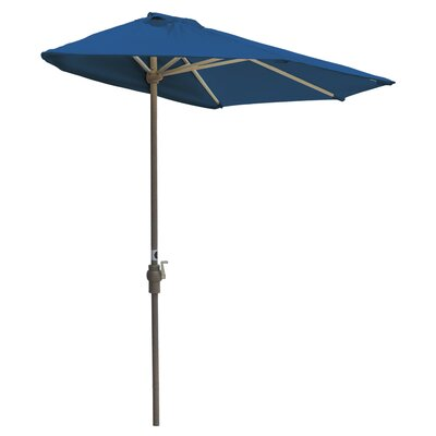 7.5' Off-The-Wall Brella Half Umbrella