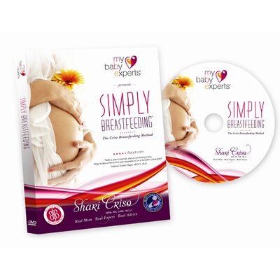 My Baby Expert Simply Breastfeeding DVD