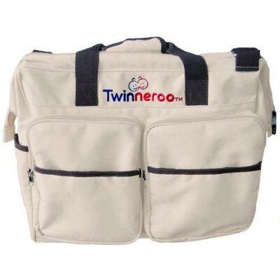 Stuff 4 Multiples Twinneroo Twin Diaper Bag