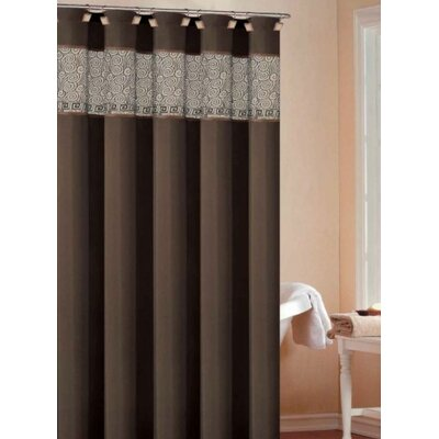 Rania Polyester Shower Curtain