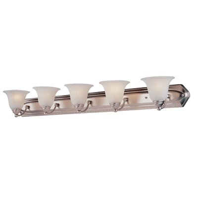 DVI Diamond Five Light Bath Vanity