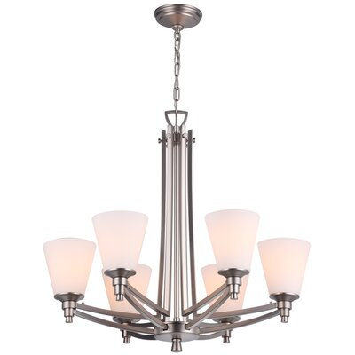 DVI Georgetown 6 Light Chandelier