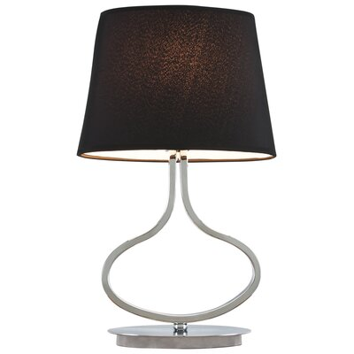 """DVI Cobalt 17"""" H Table Lamp with Empire Shade"""