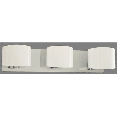 DVI Normandy 3 Light Bath Vanity Light