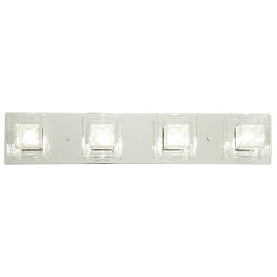 DVI Trilogy 4 Light Bath Vanity Light
