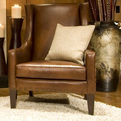 Bristol Top Grain Leather Chair
