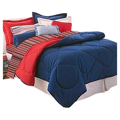 <strong>Lantrix Inc.</strong> Dorm Room 10 Piece Comforter Set