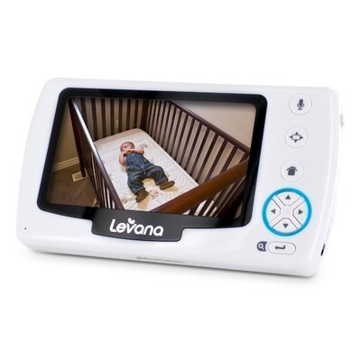 "Levana Stella 4.3"" Baby Video Monitor with PTZ"