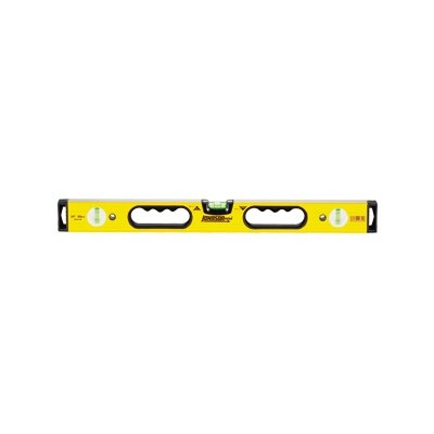 "Johnson Level and Tool 72"" Aluminum Box Beam Level"