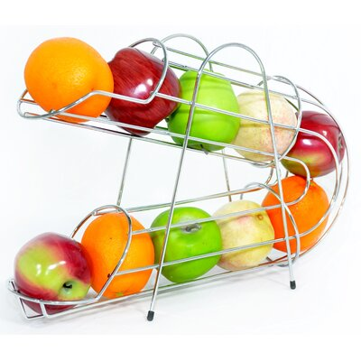 Nifty Home Products Refrigerator Fruit Rack