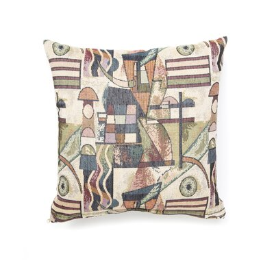 Easy Fit Hip Hop Cotton Square Pillow
