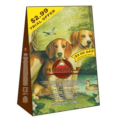Pinnacle Holistic Pet Nutrition Canine Holistic Duck and Potato Recipe Dry Dog Food