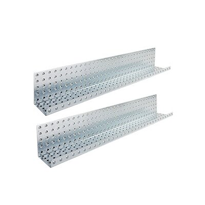 Alligator Board Pegboard Shelves