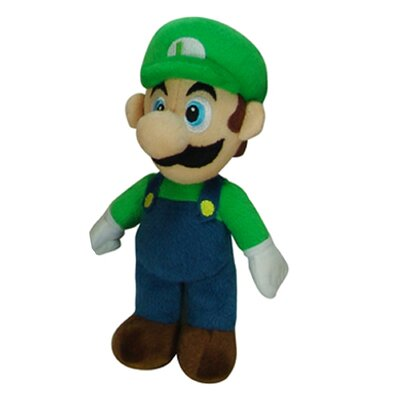 Goldie Marketing Super Mario - Luigi Plush
