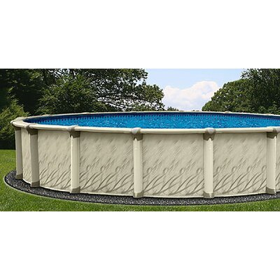 Infinity Pools DS Series Round Swimming Pool