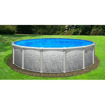 Infinity Pools PD Series Oval Swimming Pool