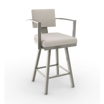 Amisco Urban Style Akers Swivel Stool