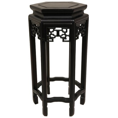Oriental Furniture Plant Stand