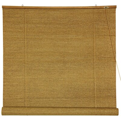 Oriental Furniture Woven Jute Roller Blind