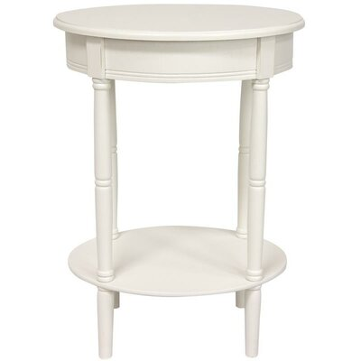 Oriental Furniture Classic End Table