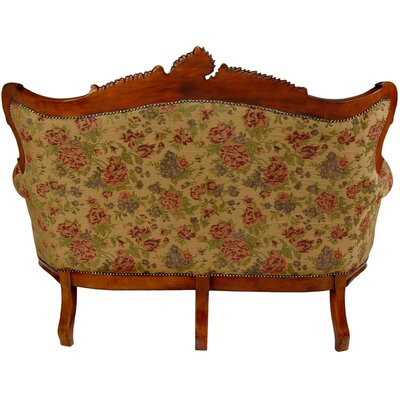 Oriental Furniture Loveseat
