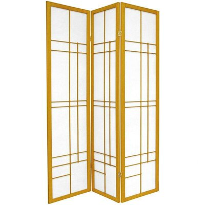 "Oriental Furniture 70.25"" Eudes Paned Room Divider"