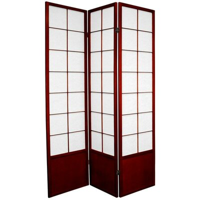 "Oriental Furniture 70.25"" Zen Asian Room Divider"