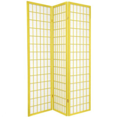 "Oriental Furniture 70"" Window Pane Room Divider"