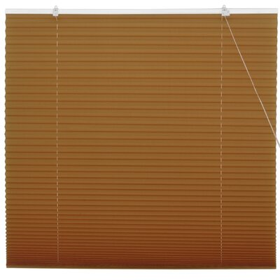 Retractable Pleated Blind