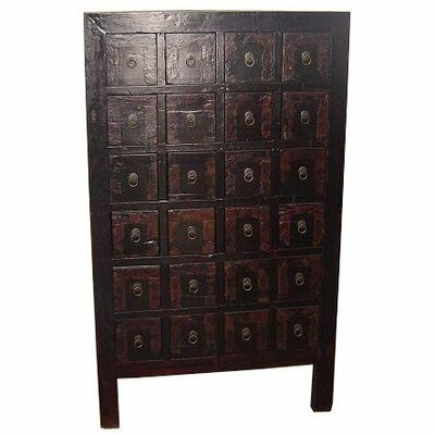 Chinese 24 Drawer Medicine Chest
