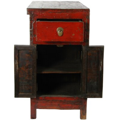 Asian painted furniture for Hand painted oriental furniture