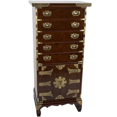 Korean 5 Drawer Chest