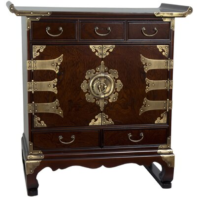 Asian Accent Table 121