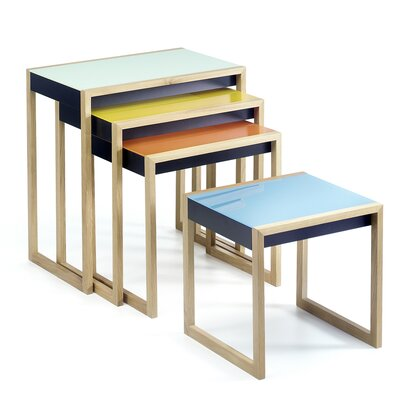 Albers Albers 4 Piece Nesting Tables