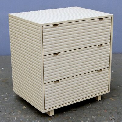 Davida 3 Drawer Dresser