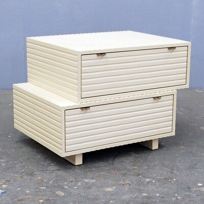 Stacking 2 Drawer Dresser